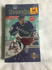 1996-97 Hockey Upper Deck Series 2 Box - Sealed - Unopened - Jersey Cards - RARE