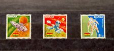 GHANA Stamps Sc# 305-07 Conditions MNH Year 1967 Cv19 $0.75  (1393)