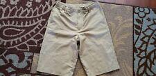 Under Armour Boy's Golf Shorts Khaki Lightweight Youth Extra Large YXL