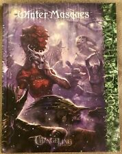REDUCED!!! Changeling The Lost: Winter Masques. World Of Darkness RPG