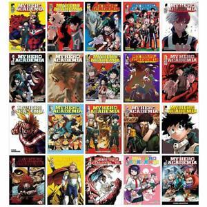 My Hero Academia Series Vol 1-20 Collection Book Set Kohei Horikoshi Manga Anime