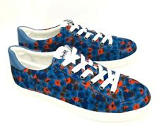 COACH Porter Sneakers Women's Casual Walking Comfort Floral Logo Shoes Size 8B