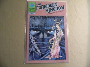 The Forbidden Kingdom #4 (Eastern Comics 1988) Free Domestic Shipping