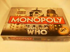Monopoly Doctor Who 50th Anniversary Collector's Edition - Complete