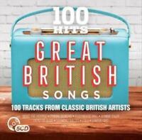 VARIOUS ARTISTS - 100 HITS: GREAT BRITISH SONGS NEW CD