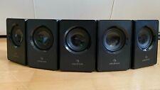 Auna Boxen für Soundsystem schwarz