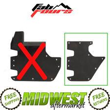 Fab Fours Rear Door Body Armor Skin Protector Fits 2007-17 Jeep Wrangler JK 4DR