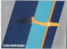 CASA-NURTANIO CN235 MANUFACTURERS BROCHURE
