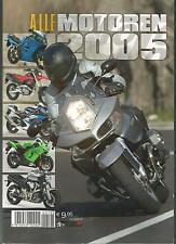 Alle Motoren ( Motorräder ) 2005 Holland Katalog
