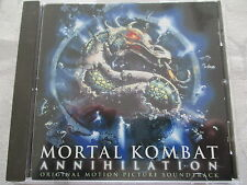 Mortal Kombat - Annihilation - Soundtrack OST - CD