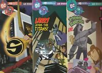 TEEN TITANS GO 6 COMIC LOT ALL FPLUS TO NM + BONUS COMICS