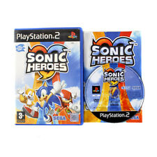 Sonic Heroes für Sony Playstation 2 PS2. komplett. PAL.