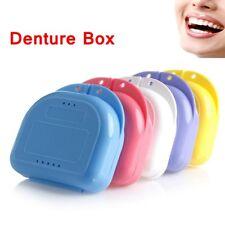 Conteneur de boîte de rangement pour prothèse dentaire orthodontique Nouveau fr
