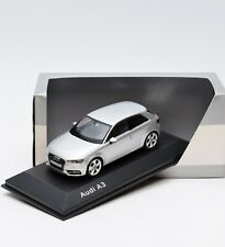 Schuco 5011203013 Klassiker Audi A3 Eisilber Audi collection, 1:43, OVP, 95/32
