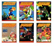 nintendo power magazine pdf issue 1-89 riviste videogiochi