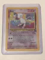 Potential PSA High Grade Holo Promo Black Star Mew Pokemon Card #159
