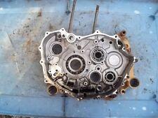 2012 HONDA RANCHER 420 2WD ENGINE CASE MOTOR HOUSING CRANK CORE