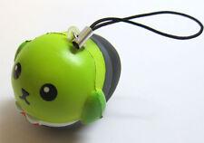 Mameshiba Edamame Bean Stress Ball Cell Phone Strap NEW