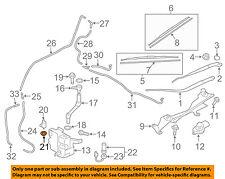 MITSUBISHI OEM Outlander Wiper Washer-Windshield-Washer Pump Gasket 8260A161