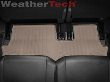 WeatherTech FloorLiner for Mitsubishi Outlander - 2014-2017 - 3rd Row - Tan