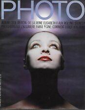 PHOTO MAGAZINE N° 30 -1970 / CECIL BEATON - PETE TURNER - PACO-RABANNE - A DELON