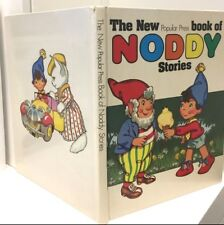 The Big Noddy Book Enid Blyton  HC BOOK Pictures purnell free post 1st ed. 1982