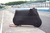 Ducati Panigale V4 V4S V4R Super Soft Stretch Indoor Bike Cover Breathable Black