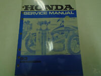 1993 Honda CBR900RR Shop Service Repair Workshop Manual Factory OEM Used ***