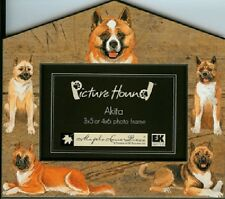 Akita Dog House Photo Picture Frame Doghouse