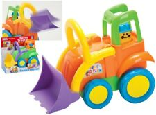 Farm Tractor Pre School Fun Time - Kids Construction Baby Toddler Toy 18+m
