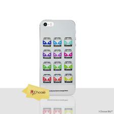 Camper Van Coque/Housse Apple iPhone 5/5s/SE/protecteur d'écran/silicone/Lemon