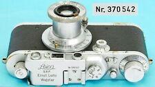 Ultra RARE! Leica IIIb Rangefinder made in Reid & Sigrist Factory + Elmar f=5cm