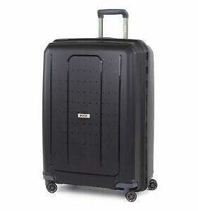 Rock Cobalt II Clip Lock Large 75cm Hardshell 8 Wheel Spinner Suitcase