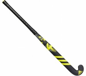 adidas LX24 Compo 6 Hockey Stick Black RRP £50 Brand New CY1687 SAVE OVER 50%
