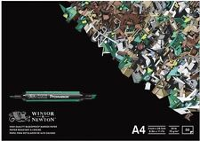WINSOR & NEWTON - BLEEDPROOF MARKER PAPER PAD - A4