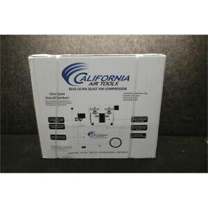 California Air Tools 8010 Ultra Quiet Air Compressor, 120 PSI, 1 HP, 8 Gallon*