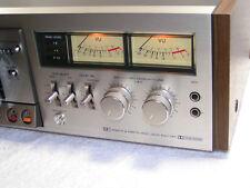 Sony TC-K6 Cassette Deck - Vintage 1978-81 - Japan - Fully Serviced - NICE
