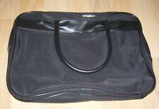 Akten Tasche schwarz Laptop Notebook Handtasche Organizer Business Büro Koffer