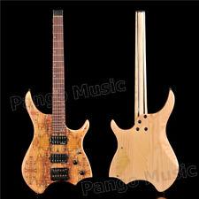 Pango guitar factory Ash Body Headless Electric Guitar (PWT-718)