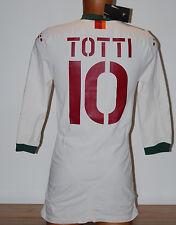 MAGLIA ROMA TOTTI UCL CHAMPIONS 2004 2005 DIADORA XXL PLAYER ISSUED BARILLA WORN