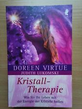 DOREEN VIRTUE - Kristall-Therapie - mit der Energie der Kristallen heilen  - NEU