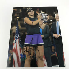 "BIANCA ANDREESCU signed ""US OPEN"" 8X10 PHOTO - with PROOF - Tennis C"