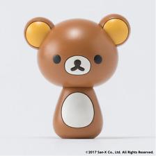Rilakkuma Kokeshi Bambola Giapponese di Legno Usaburo Okamoto Figura Prodotto IN
