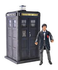 Doctor Who 2nd Dr & Tardis Set - Classic Doctor Who Action Figure & Tardis Set -