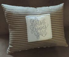 Country Primitive stars and stripes y'all America 4th July Pillow