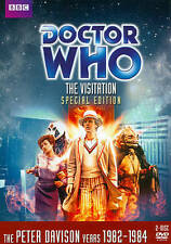 Doctor Who: The Visitation (DVD, 2013, 2-Disc Set, Special Edition)