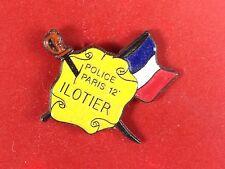 pins pin militaire police paris 12 ilotier