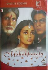 MOHABBATEIN - 2 DISC SPECIAL EDITION YASH RAJ BOLLYWOOD DVD - FREE POST