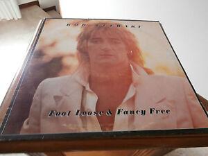 Lp Rod Stewart – Foot Loose & Fancy Free 1977  W 56423