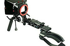 Film Camera Proaim Kit-3 with Splitter MB-600 Matte Box and Shoulder Rig and acc